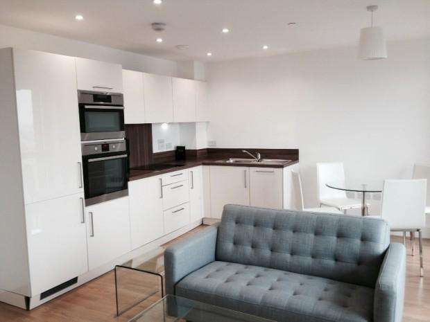 1 Bedroom Apartment Flat for sale in Ivy Point 5 Hannaford Walk, London, E3