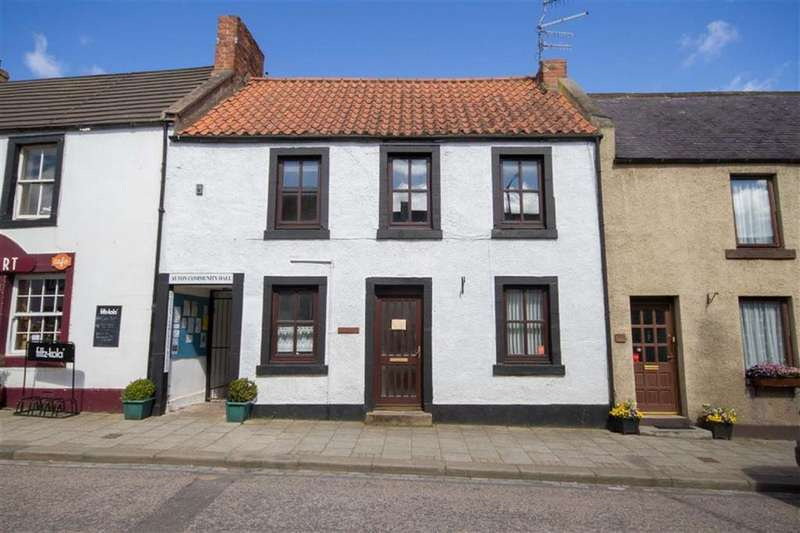 2 Bedrooms Terraced House for sale in High Street, Ayton, Berwickshire, TD14