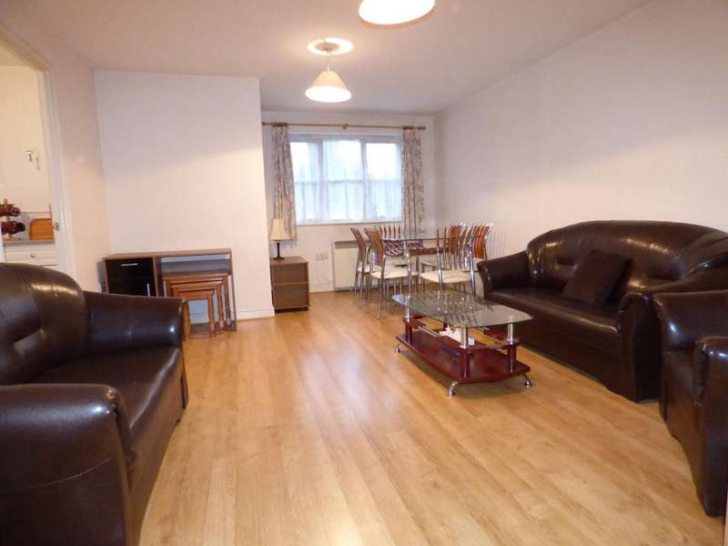 2 Bedrooms Ground Flat for sale in Fernwood Court, 5 Pickard Close, Southgate N14