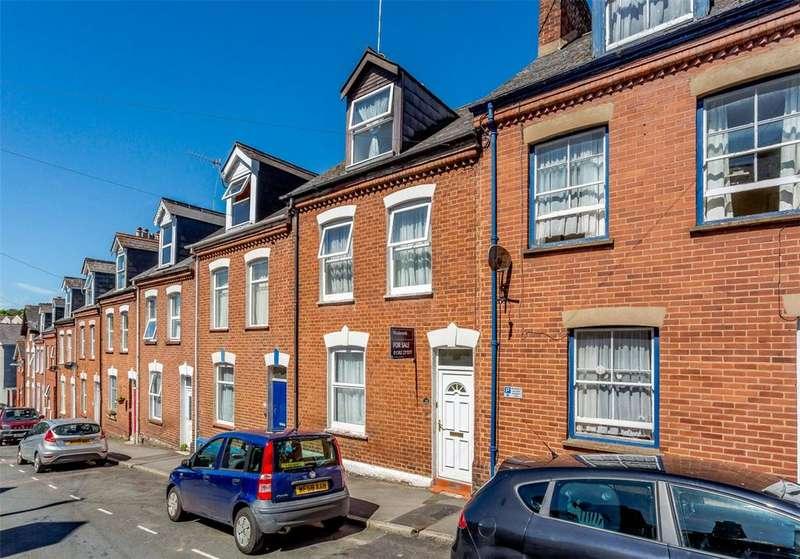 5 Bedrooms House for sale in Portland Street, Exeter, Devon, EX1