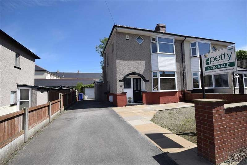 2 Bedrooms Semi Detached House for sale in Clare Avenue, Colne, Lancashire
