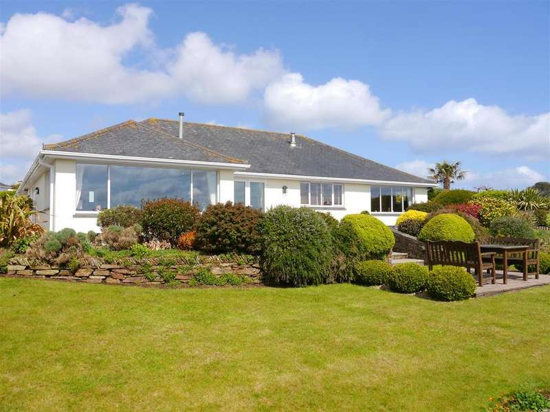 4 Bedrooms Detached Bungalow for sale in St. Mawes