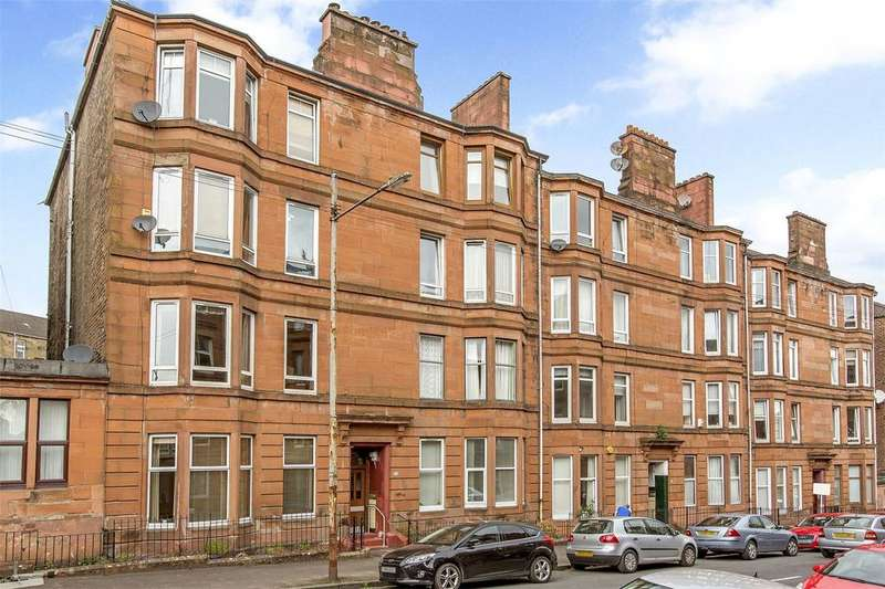2 Bedrooms Flat for sale in 1/2, 22 Eskdale Street, Crosshill, Glasgow, G42