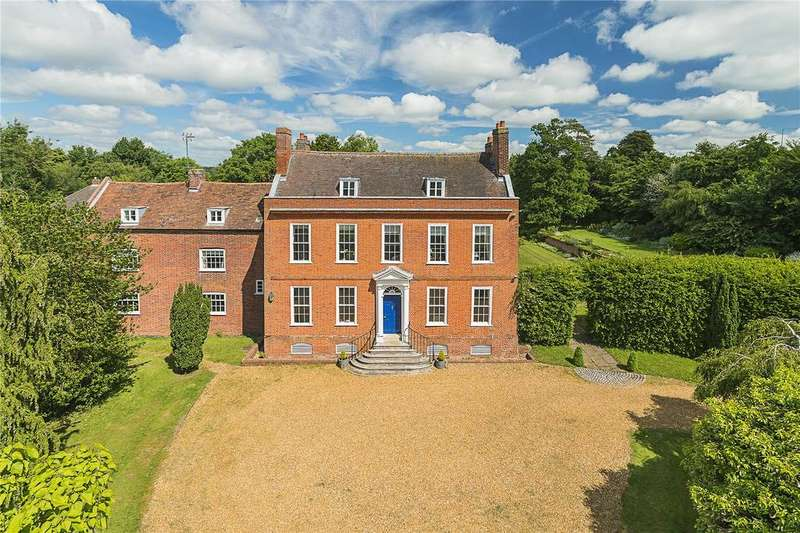 6 Bedrooms Detached House for sale in Church Street, Withersfield, Haverhill, Suffolk, CB9