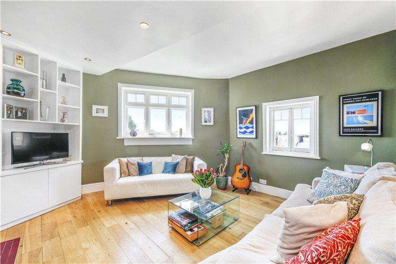 3 Bedrooms Flat for sale in Marchmont Court, Addison Gardens, Brook Green, London, W14