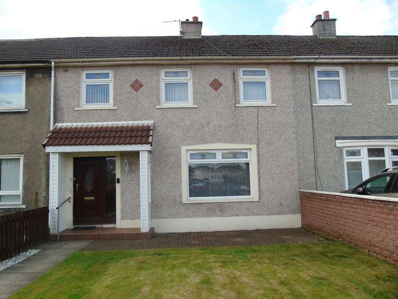 3 Bedrooms Terraced House for sale in Old Monkland Road, Old Monkland, Coatbridge, North Lanarkshire, ML5