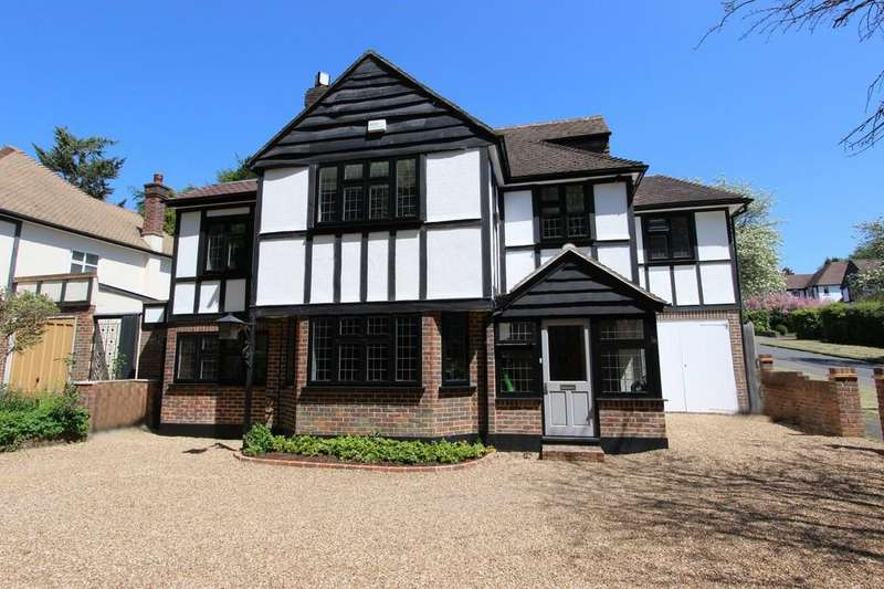 5 Bedrooms Detached House for sale in Holly Lane East, Banstead