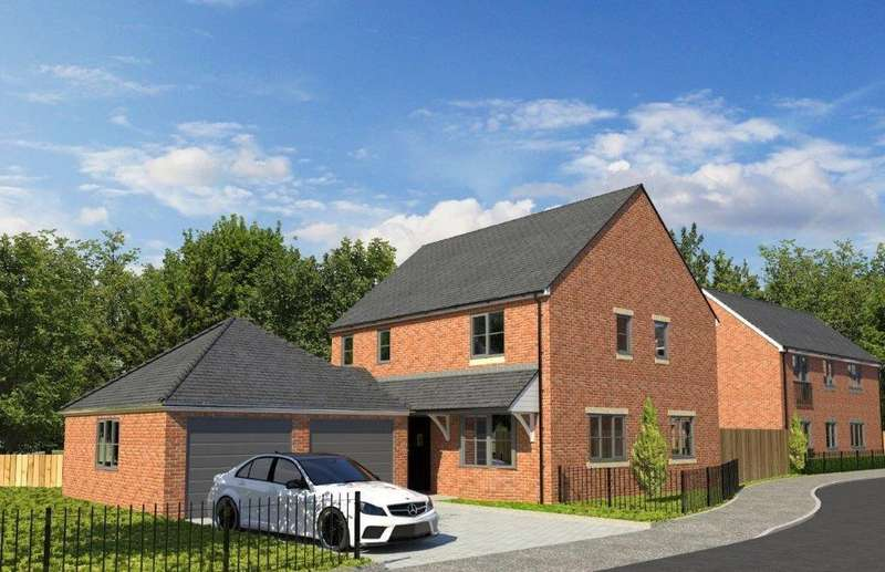 4 Bedrooms Detached House for sale in Ampthill Road, Shefford, SG17