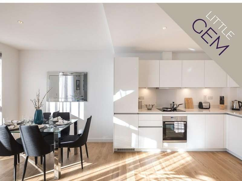 3 Bedrooms Flat for sale in Gray's Inn Road, London WC1X