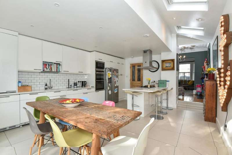 5 Bedrooms Semi Detached House for sale in St. Aidans Road, East Dulwich