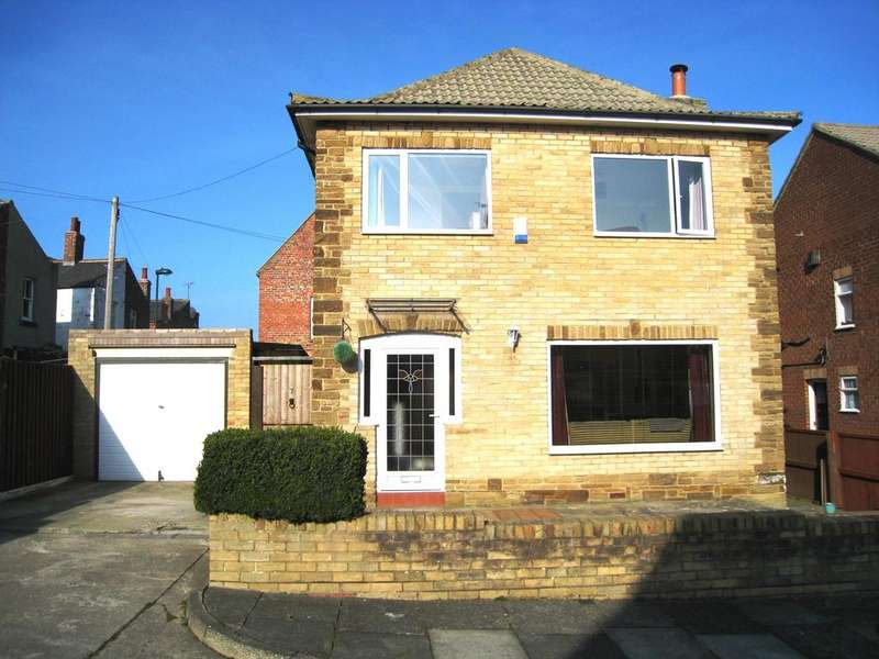 3 Bedrooms Detached House for sale in Avon Close, Saltburn TS12