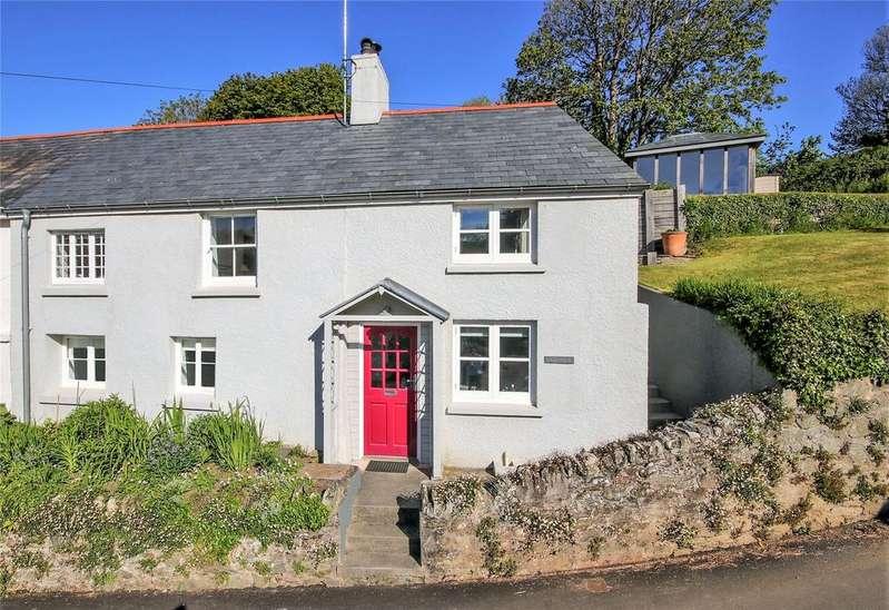 3 Bedrooms Semi Detached House for sale in South Pool, Kingsbridge, Devon, TQ7