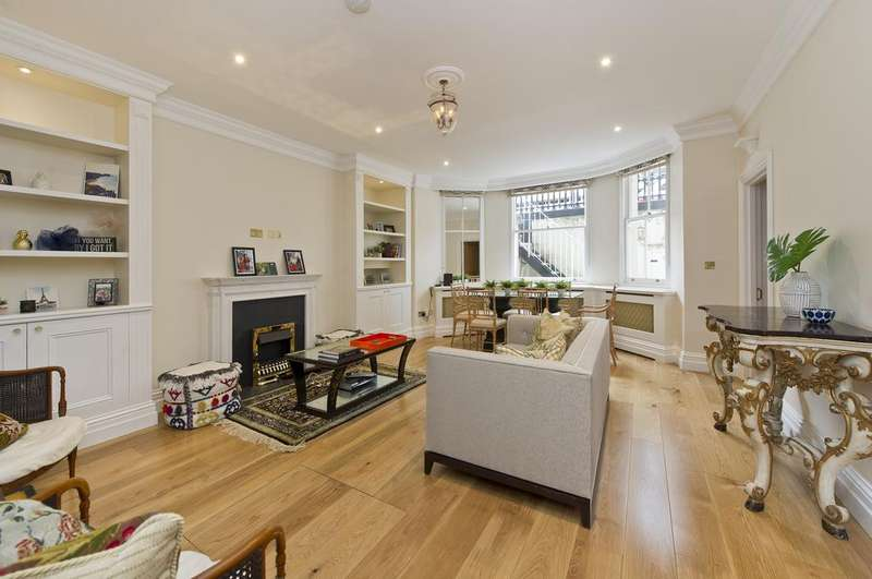 2 Bedrooms Flat for sale in Collingham Road, London. SW5
