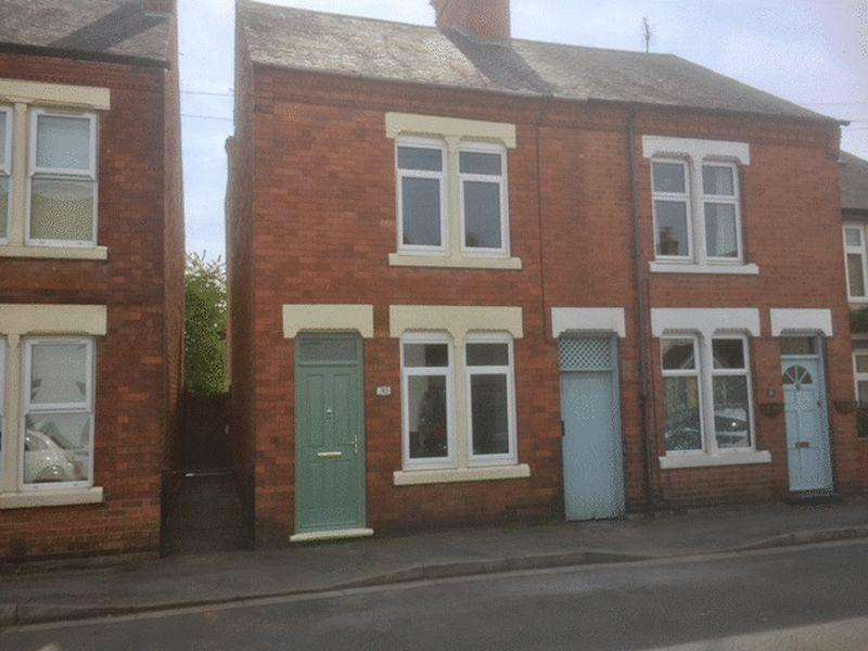 2 Bedrooms Semi Detached House for sale in Mansfield Street, Quorn