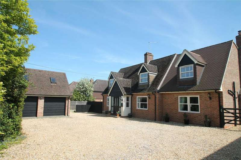 5 Bedrooms Detached House for sale in Pangbourne Road, Upper Basildon, Reading