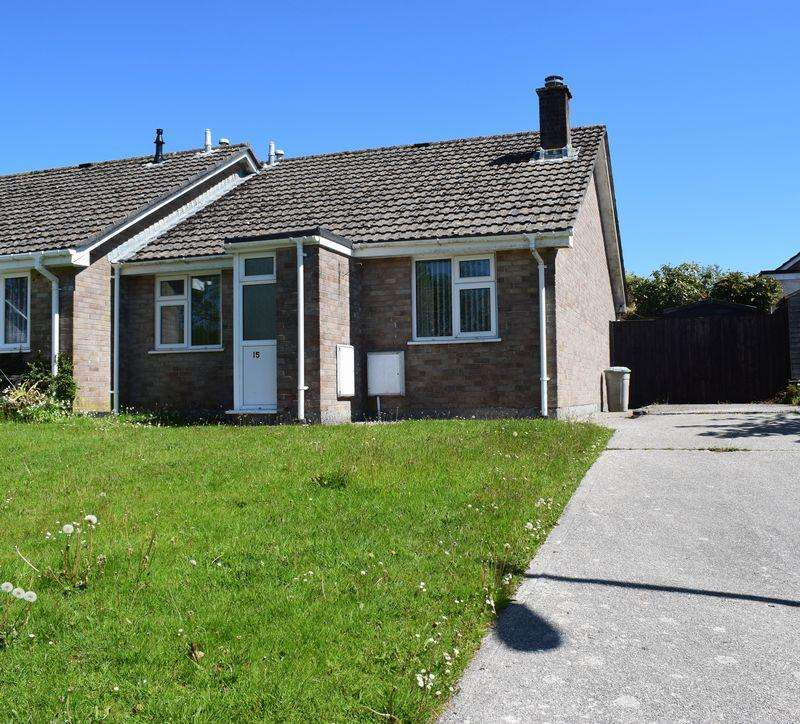 2 Bedrooms Semi Detached Bungalow for sale in Dobwalls, Cornwall