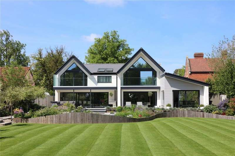 4 Bedrooms Detached House for sale in Brockley Road, Whepstead, Bury St. Edmunds, Suffolk, IP29
