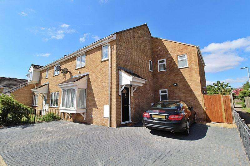 5 Bedrooms End Of Terrace House for sale in Durham Close, Biggleswade
