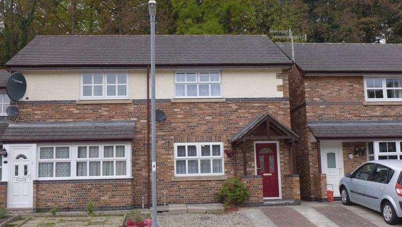 2 Bedrooms Semi Detached House for rent in Bishops Walk, Llangollen