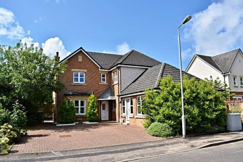 4 Bedrooms Detached Villa House for rent in Doonvale Drive, Ayr, Ayrshire, KA6 6EF