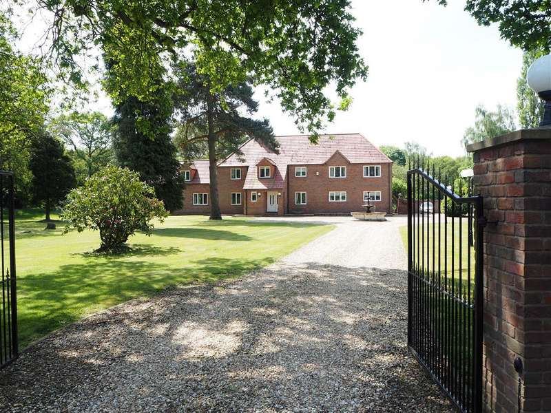 6 Bedrooms Property for sale in The Spinney, Beckingham Road, Coddington