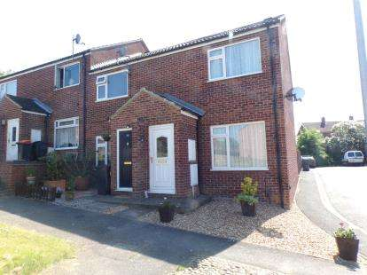 2 Bedrooms End Of Terrace House for sale in Fetlock Close, Clapham, Bedford, Bedfordshire