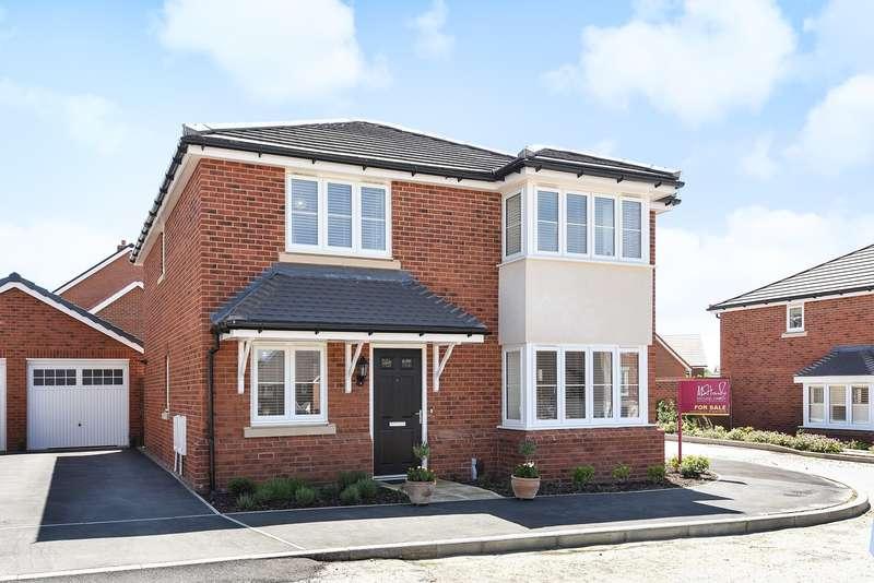 4 Bedrooms Detached House for sale in Skates Drive, Wokingham, RG41