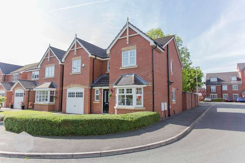 4 Bedrooms Detached House for sale in Priestfields, Leigh, WN7