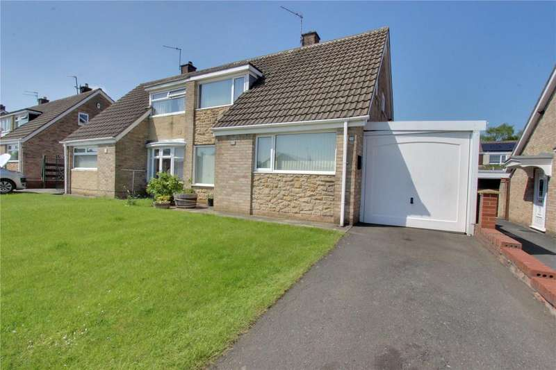 3 Bedrooms Semi Detached House for sale in Runswick Avenue, Acklam