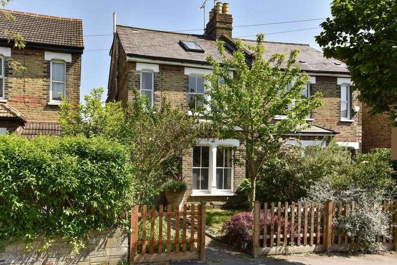 4 Bedrooms Semi Detached House for sale in Morland Road, Penge