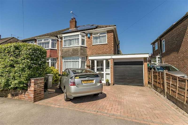 3 Bedrooms Semi Detached House for sale in Braemar Drive, Sale
