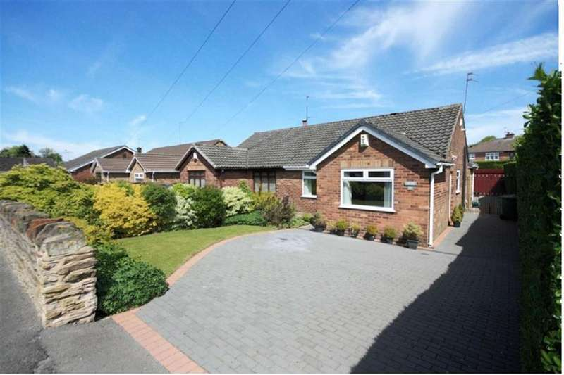 2 Bedrooms Semi Detached Bungalow for rent in Rookery Lane, Rainford, St Helens, WA11