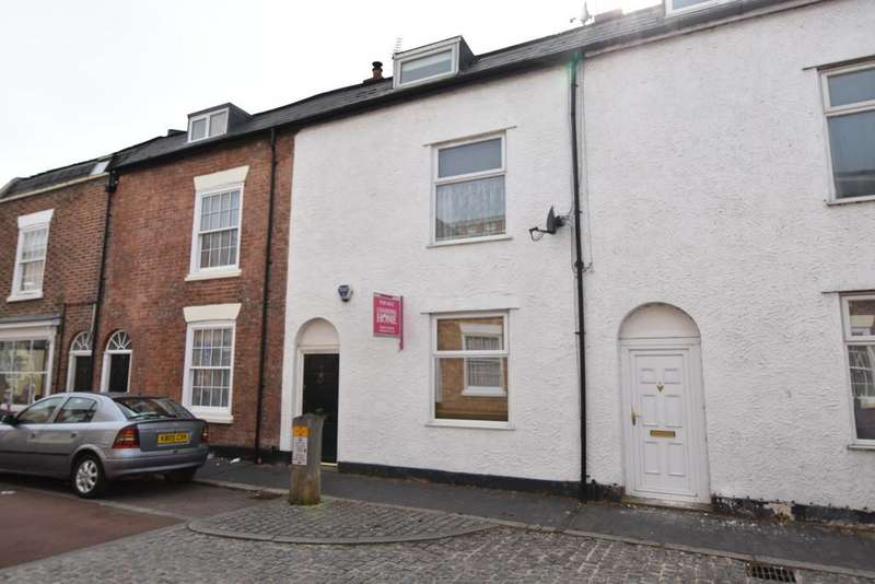 3 Bedrooms Terraced House for sale in Egerton Street, Chester