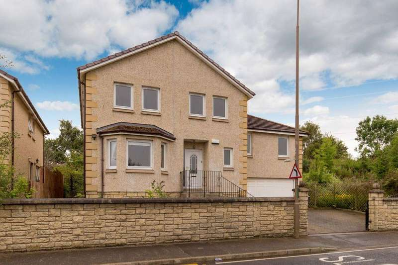 5 Bedrooms Detached House for sale in 104, Newcraighall Road, Newcraighall, EH21 8QT