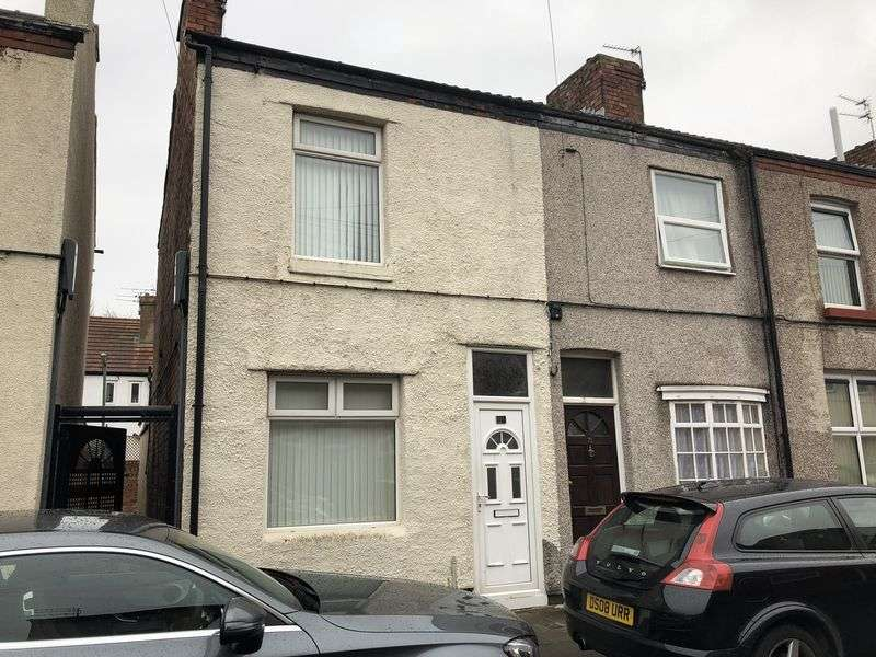 Property for sale in Jubilee Road, Crosby, Liverpool, L23 3BE