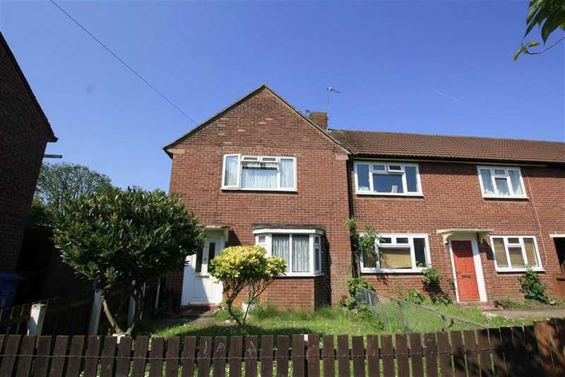 2 Bedrooms End Of Terrace House for sale in Gatley Road, Sale