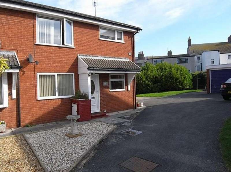 2 Bedrooms Ground Flat for rent in Harp Court, Abergele