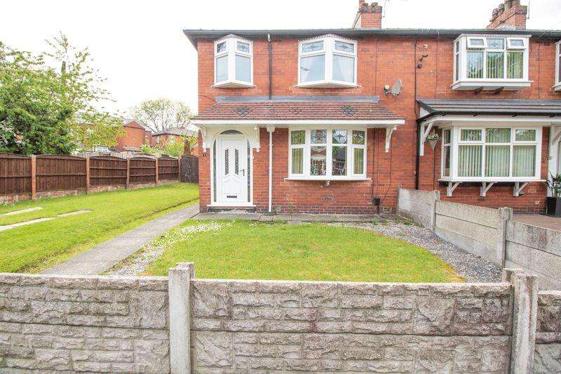 3 Bedrooms Semi Detached House for sale in Harper Green Road, Farnworth, Bolton, BL4 0DJ