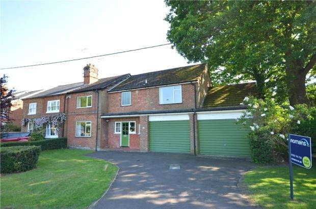 5 Bedrooms Semi Detached House for sale in Brook Cottages, Firgrove Road, Yateley