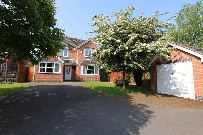 4 Bedrooms Detached House for rent in Kew Gardens, Nuthall, Nottingham, NG16