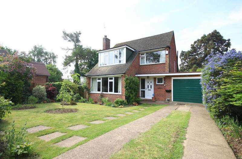 3 Bedrooms Detached House for sale in MAIDSTONE