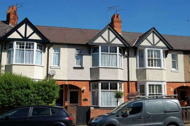 3 Bedrooms Terraced House for sale in Abington Avenue, Abington, Northampton NN1 4QB