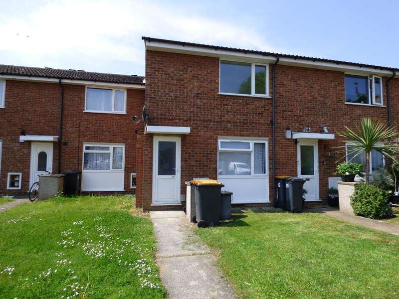 1 Bedroom Maisonette Flat for sale in Massey Close, Kempston, Beds, MK42 8JY