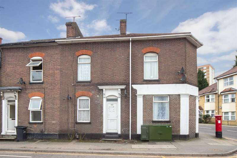 5 Bedrooms End Of Terrace House for sale in Park Street, Luton