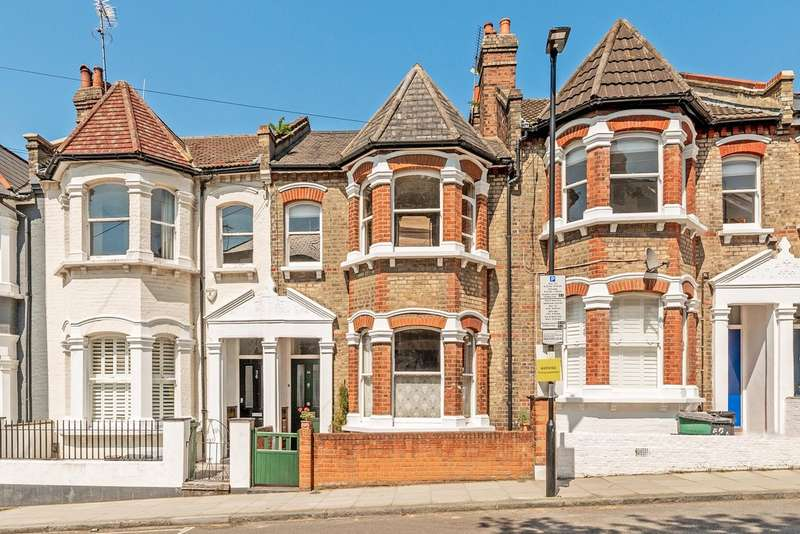 4 Bedrooms Terraced House for sale in Framfield Road, N5 1UU