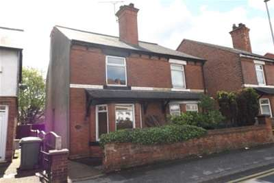 2 Bedrooms Semi Detached House for rent in Carter Lane, Mansfield