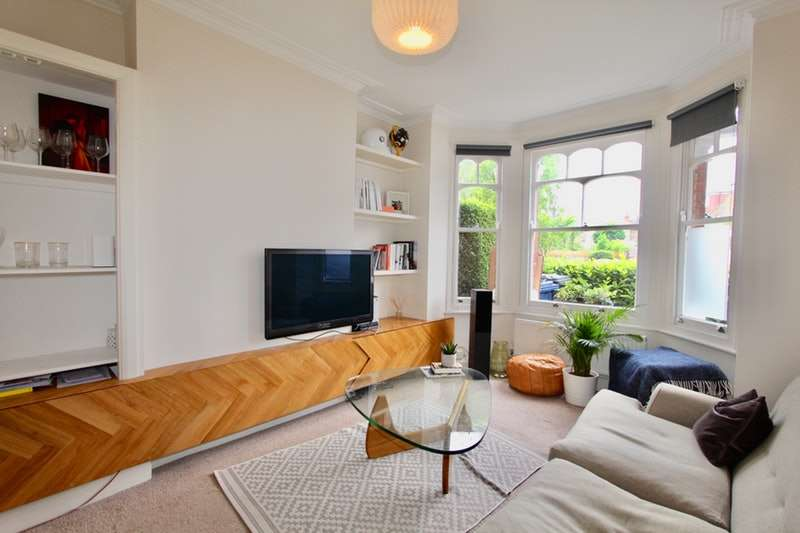 2 Bedrooms Maisonette Flat for sale in Valetta Road, London, London, W3