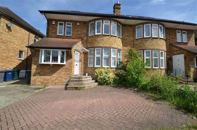 4 Bedrooms House for sale in Michleham Down, Woodside Park