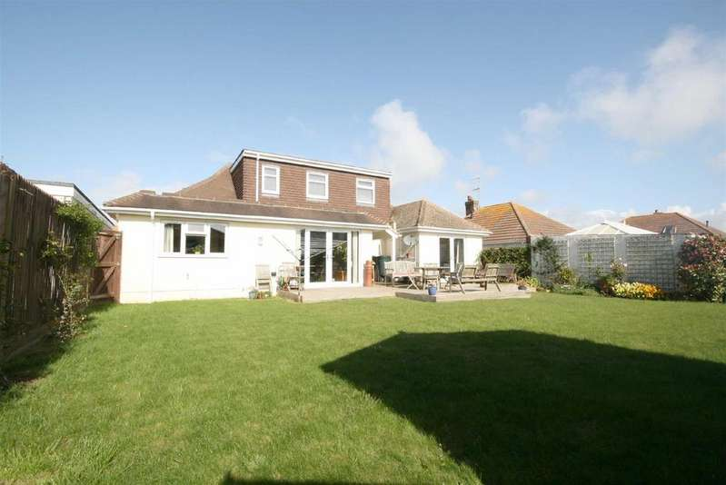 5 Bedrooms Chalet House for sale in Capel Avenue, Peacehaven