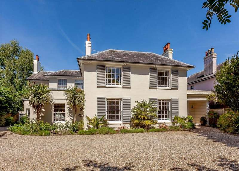 5 Bedrooms House for sale in Havant Road, Emsworth, Hampshire